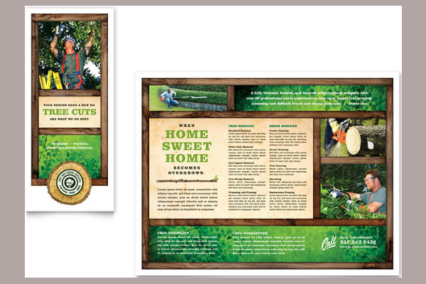 20+ Latest TriFold Brochure Template Designs 2011 | ThemesCompany