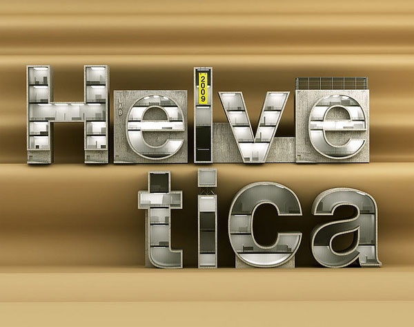 helvetica-architectural-design