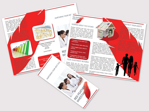 Latest TriFold Brochure Template Designs ThemesCompany - Brochure template ideas