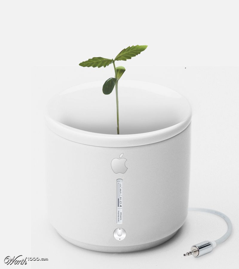 iPlant Apple future gadget