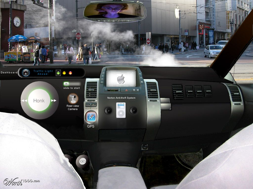 iCar apple future