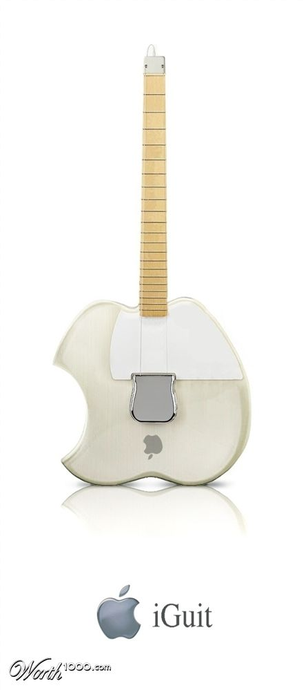 iGuitar Apple Future Gadget