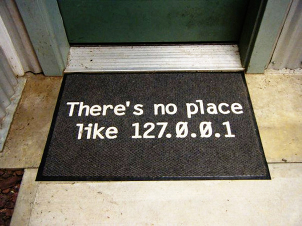 30 top amazing inspirational geeks products themescompany - Geeky welcome mats ...