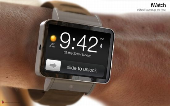 Apple future Concept iwatch