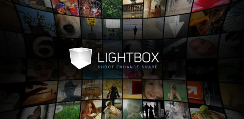 Lightbox Free Android Photography App
