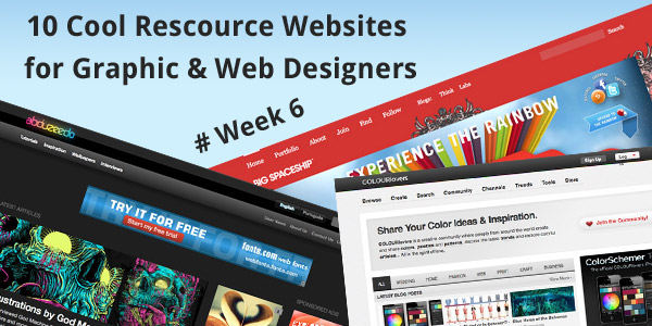 Web Sites For Graphic and Web Designers