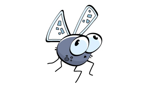 Learn how to create a cartoon bug using illustrator in this tutorial