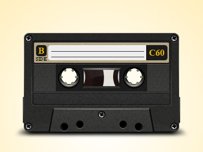 Old cassette by Ioan Decean