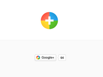 Google+ icon by Kyee