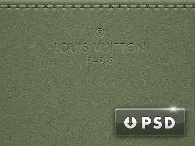 Gaston-Louis Vuitton Wallpaper & PSD by Robert Padbury