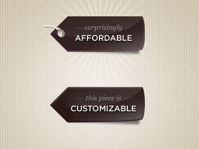 Shopping Tags (free .psd) by Jeremy Mansfield