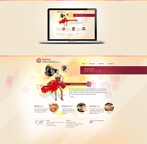 spa-splendid-trendy-web-design-deviantart