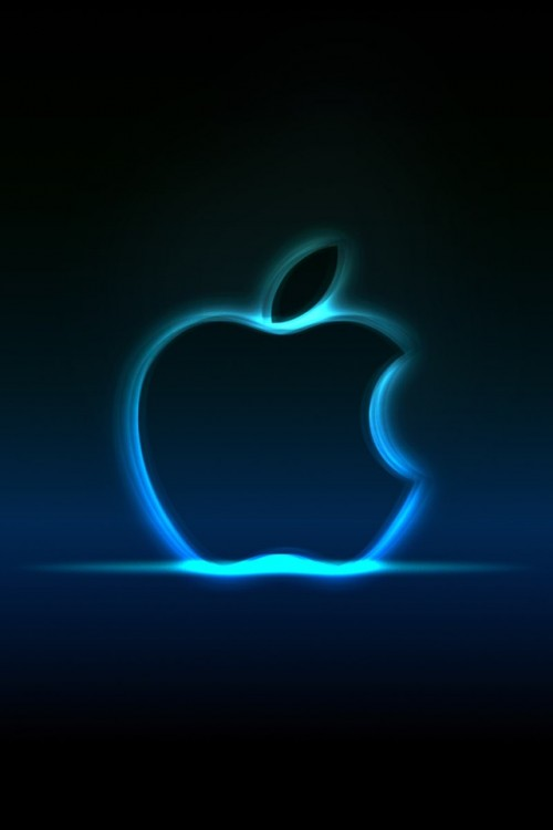 4 apple logo wallpaper for iphone 4s themes company design