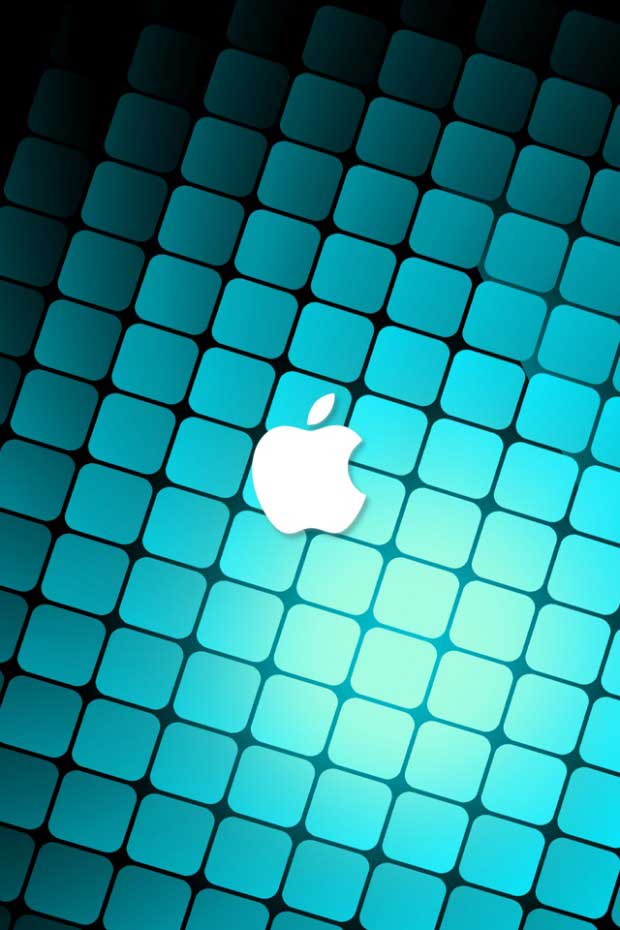 Applesquares-Apple-Logo-Wallpaper-for-iPhone-4S