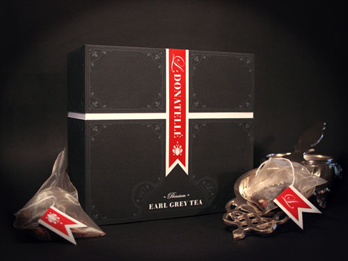 beverage labels and packaging design _earl-grey-tea