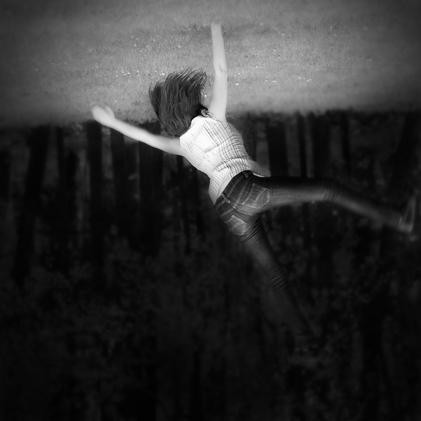 falling girl HD Inspirational Showcase Of 2011