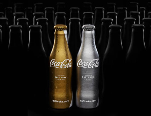 packaging design_Coca-Cola-and-Daft-Punk