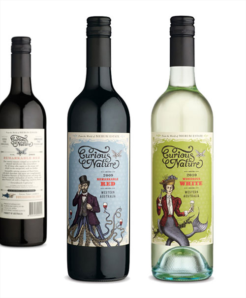 packaging design_curious-nature-wine