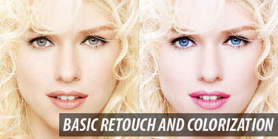 photoshop basic_retouch_and_colorization