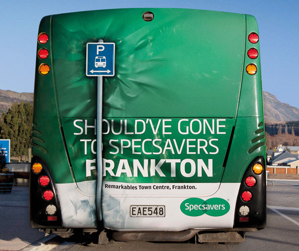 specsavers advertising