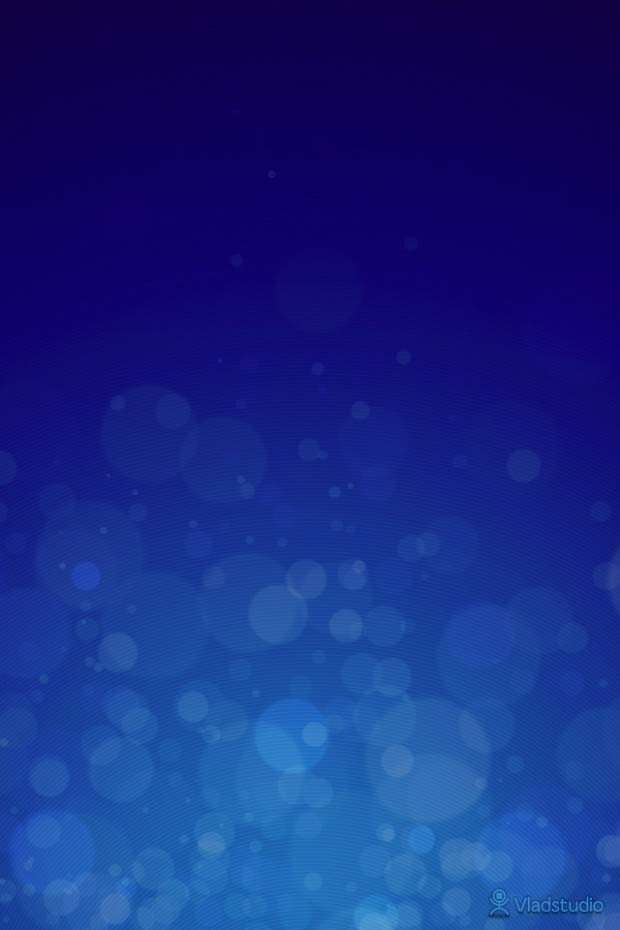 vladstudio blue Wallpaper for iPhone 4S