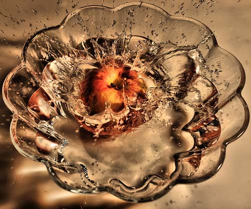 liquid-splash-shutter photography