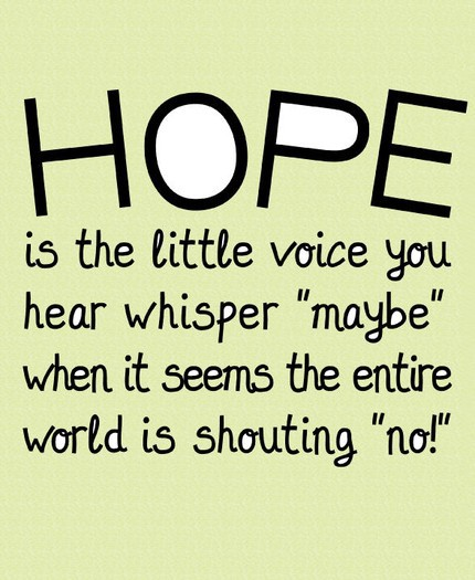 Quotes on Hope (2)