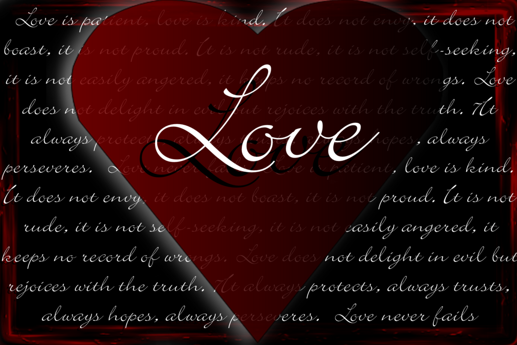 Love Wallpaper In Words : 20+ Best Words Of Love Themescompany