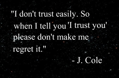 Quotes On Trust (25)