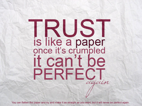 Quotes On Trust (15)
