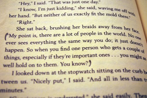 Very Best Sarah Dessen Quotes Tumblr 500 x 332 · 47 kB · jpeg