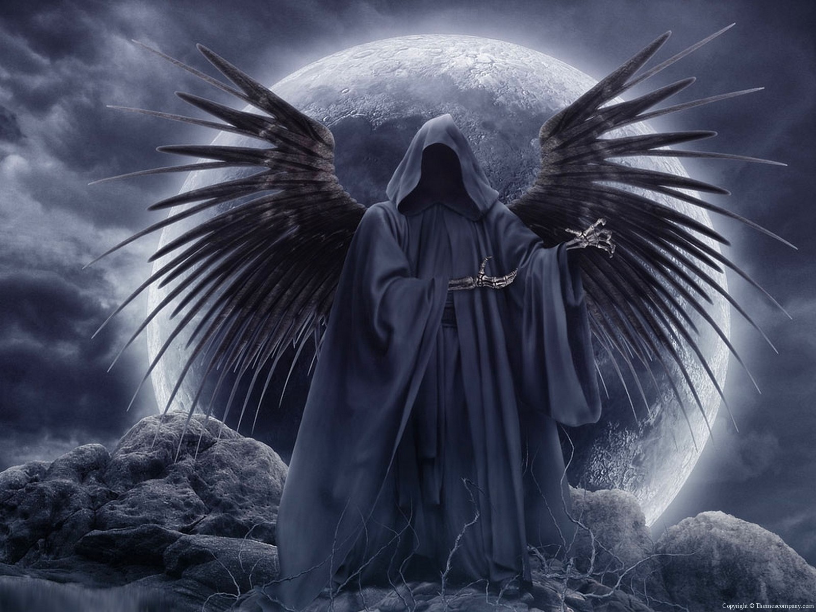 20 Grim Reaper Pictures ThemesCompany