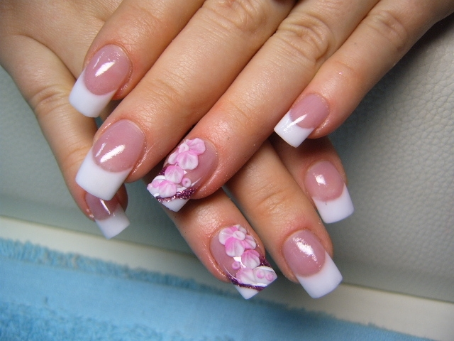 50 Amazing The Nail Art Designs ThemesCompany