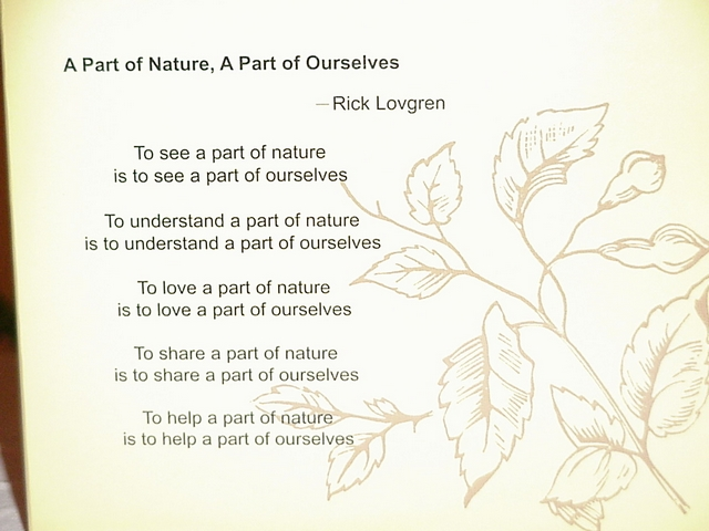 love and nature in the poems of Return from poems about god and nature to a list of inspirational poems by other visiting poets other recommended websites related to faith and environment, god and nature mary colwell is a catholic actively involved in encouraging a link between faith and environment.
