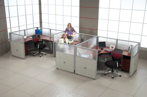 office cubicle design. The Top Five Trends In Office Cubicle Design E