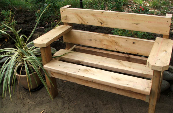 Outdoor Bench Ideas ~ Pdf diy outdoor bench patterns download wood