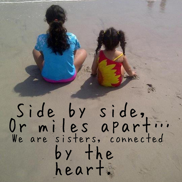 Sisters Love Quotes: Loving Sister Quotes For You Sister