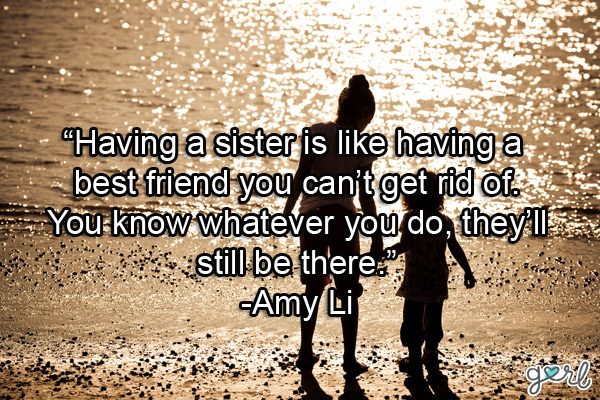 Quotes about sisters tumblr