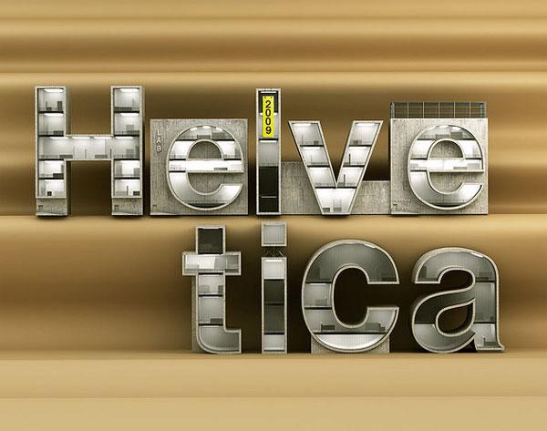 helvetica-architectural-design
