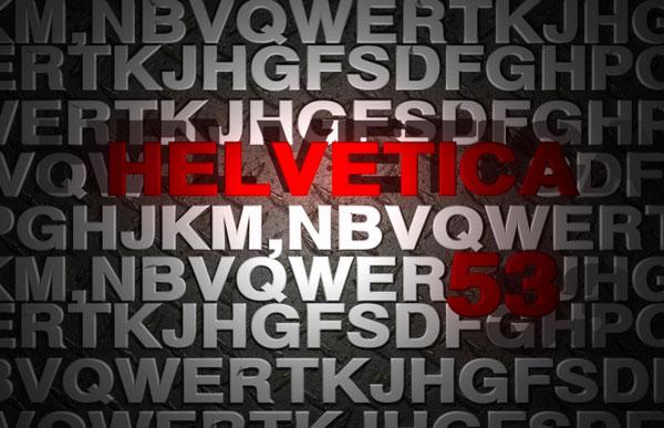 helvetica-poster-design