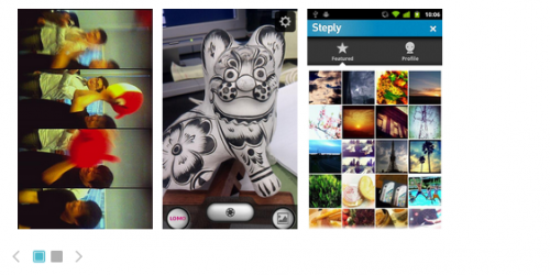 Action Snap Free Android Camera App