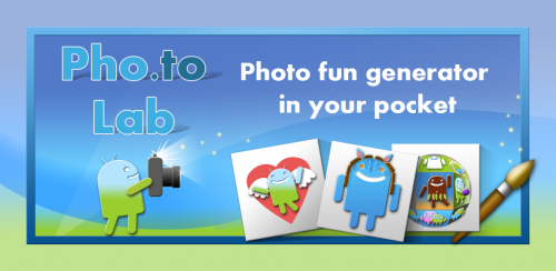 Pho.to Lab Free Android Camera App