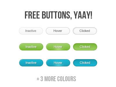 Free buttons, yaay! by Daniel Sandvik