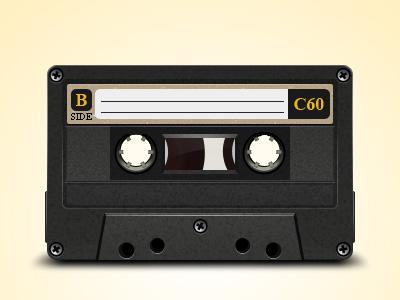 Old cassette by Ioan Decean