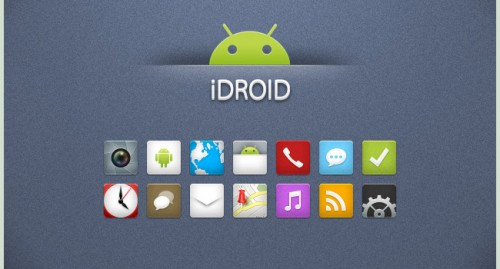Android Monsters Icon for Android