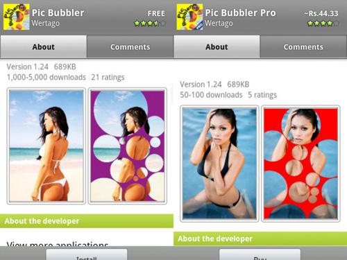 Pic Bubbler