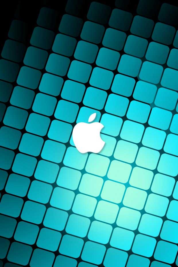 Applesquares-Apple-Logo-Wallpaper-for-iPhone-4S