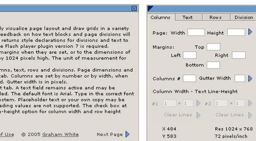 CSS Grid Calculator