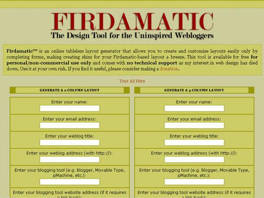 Firdamatic