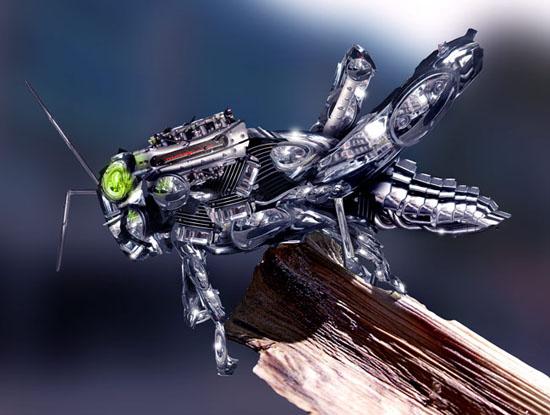 Mosquito Robotics